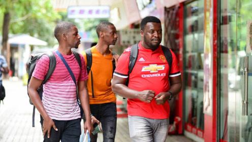 广州有着30万黑人,为何正在慢慢的离开中国?终于知道原因了!