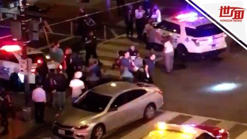 美国首都华盛顿发生枪击案:至少造成1死5伤