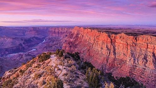 世界最大的岩石,周长9.4公里高335米,可变化出不同颜色