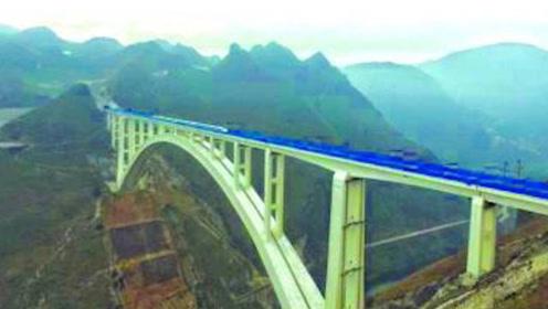 贵州的这座大桥,真的是中国的骄傲,花6年建造却只为短短6秒