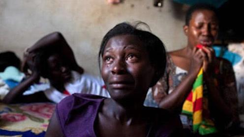"""为什么非洲""""艾滋病""""泛滥?看到他们""""混乱""""的生活,简直自作孽"""