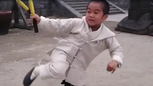 真正的小龙迷,7岁就学到了李小龙功夫的精髓,日本这个小孩要火