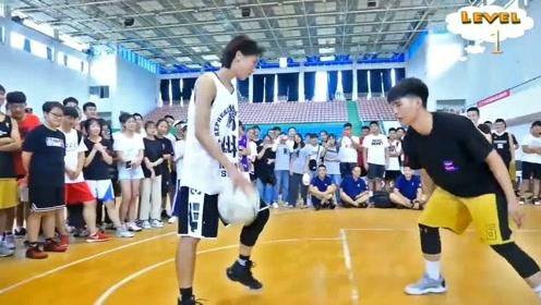中国第一女街球手艾琳林什么水平?跟男队员单挑不落下风