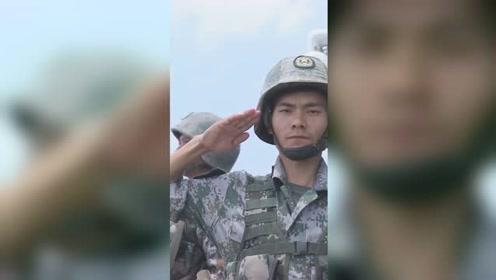 看边防战士唱响《我和我的祖国》