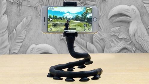 """39买""""大王蛇手机""""开箱,套上手机那一刻我呆了:这是什么蛇?"""