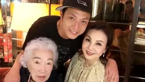 她曾因王祖贤婚姻破裂,拿4亿潇洒离开,今63岁前婆婆为她庆生