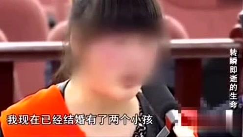 16岁女孩肚子疼上厕所,不料生下一名女婴,吓得把孩子扔下楼