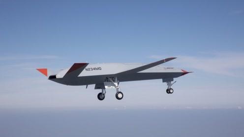 波音MQ-25黄貂鱼终首飞,为啥是无人加油机而非无人战机?