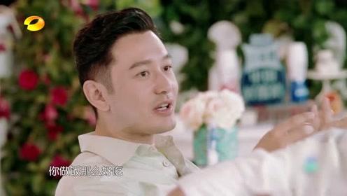 黄晓明建议林大厨去当演员,想不到林大厨竟也有这种想法