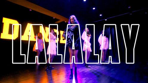 重庆龙酷街舞爵士班舞蹈展示《LALALAY》