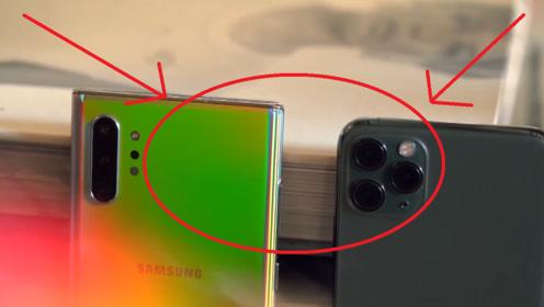 三星Note10与苹果11ProMax对比,谁的性能更强劲?