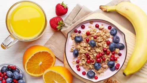 早餐应该怎么吃?掌握要点吃健康早餐!