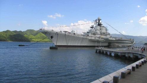 两艘4万吨航母只要1300万?武器全部被拆毁,美国很惊喜
