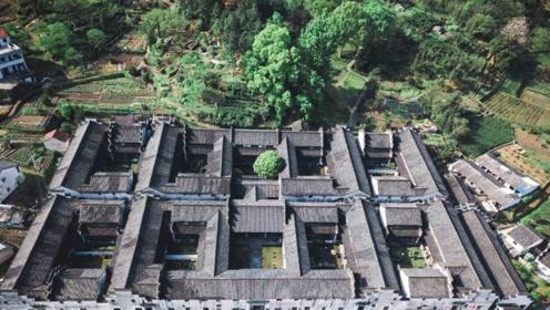 中国最厉害的豪宅,一幢房子千根柱子,生活气息满满