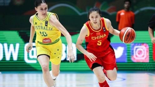 输球输人,澳大利亚女篮不满中国队扔球,赛后集体拒绝握手!