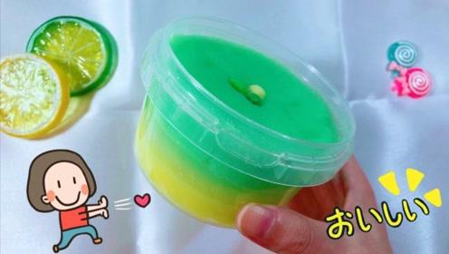 试玩29元一盒的菠萝千丝蛋糕泥,开始嫌太贵,玩到最后超惊喜