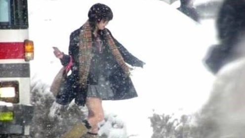 日本的女生为什么不怕冷,这招很管用,又到了穿秋裤的季节!