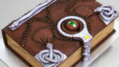 """可以吃的书!老外用巧克力制作,一口咬下去真的是""""咬文嚼字"""""""