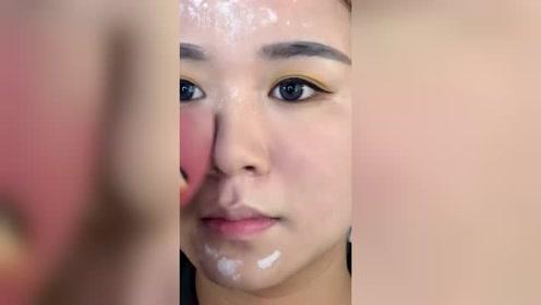 原相机普通人化完妆的样子,秒变磨皮效果,闺蜜看了都羡慕!