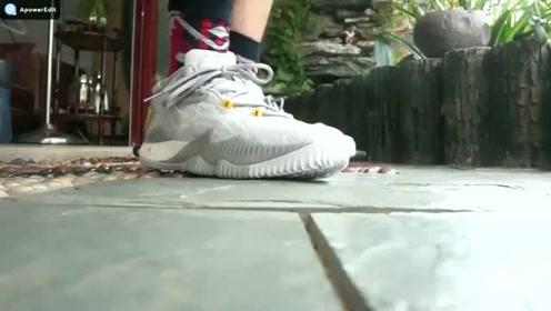 球鞋开箱测评:这双Boost篮球鞋,为什么成为阿迪实战神鞋?