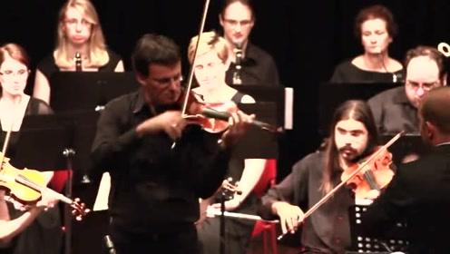 小提琴乐团演奏 萨拉萨蒂《流浪者之歌zigeunerweisen》图片