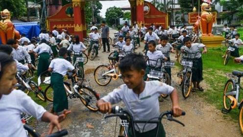 缅甸人收购中国废弃共享单车,用途引人深思,中国咋就想不出