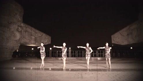 前方高能!国民拉丁舞《夜来香》,跳出中国女孩自己的节奏