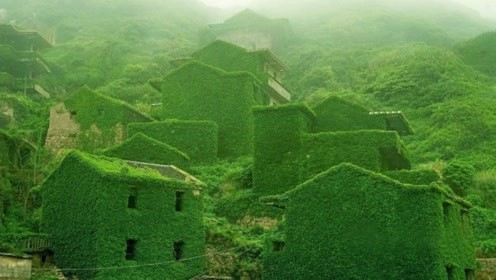 中国境内被遗忘的无人岛,遍地是别墅,风景美似仙境却没人居住