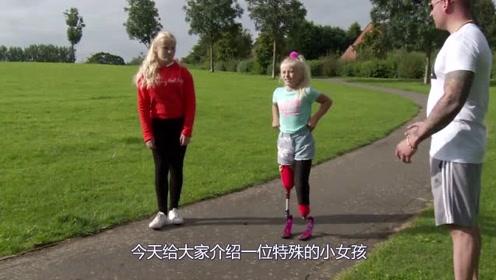 巴黎时装周上的残疾女孩,走上T台当模特,网友:一众人都没她优秀!