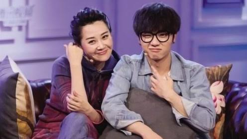 许晴与小21岁华晨宇姐弟恋?许晴毫不隐瞒,大方回应:我们很相爱