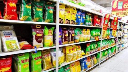不管买什么牌子的袋装大米,只要包装上没这两个字,白送也不吃