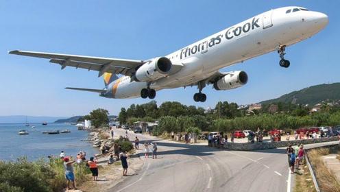 飞机重达百吨,究竟是如何顺利起飞的?男子用吹风机完美解释原理!