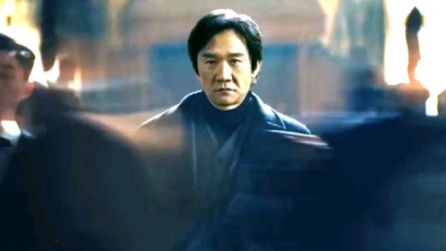 光荣时代:薛佳凝被绑架,威胁朝山枪杀亲弟张译,郑朝山选择意外