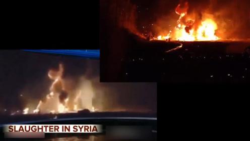 假新闻石锤!ABC误把美国射击场视频当叙利亚前线播出