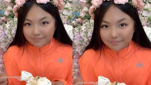 李湘王岳伦为女儿Angela庆生:生日快乐,永远爱你
