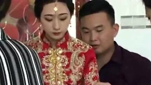 """刚结完婚的新娘,""""本性""""立马暴露无遗,新郎以后的日子不好过啊"""