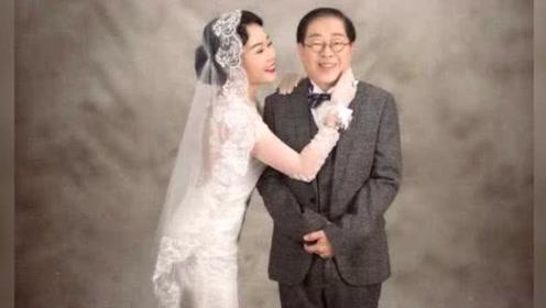 29岁女星爷孙恋开花!71岁老公喜得一子