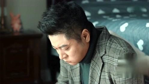 《激荡》陆江涛这段沉默的戏让人怜悯,任重演技真好