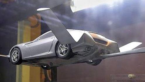 世界上最奇特的汽车!一言不合直接起飞,造型就像玩具却备受追捧!