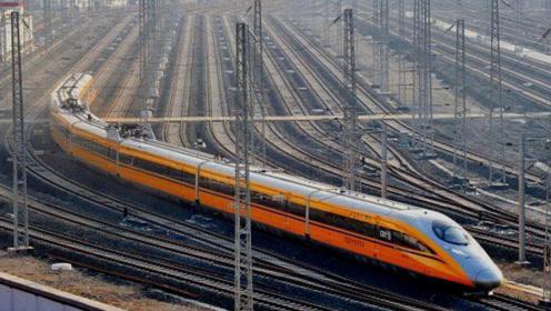 """中国""""最特殊""""的高铁,只在凌晨发车,一趟只坐这4个人!"""