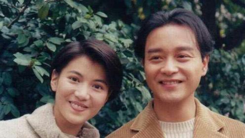 """袁咏仪追星张国荣,拒绝做""""私生饭"""",偶像应该是用来学习的"""