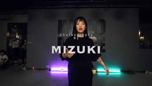 HELLODANCE国庆日本集训 MIZUKI-&burn