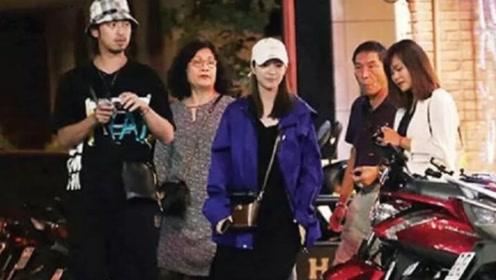 恋情曝光?36岁陈柏霖携绯闻女友与家人吃饭