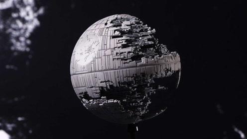 """美国民众请愿制造""""死星"""",它能摧毁任何星球,真的能造出来吗?"""