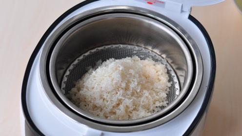 米饭这样煮,又香又好吃,后悔知道晚了,学会受用一辈子