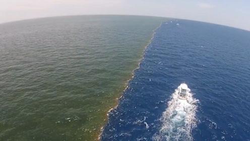 为什么大西洋和太平洋的海水,不能相融在一起?看完解开多年疑惑