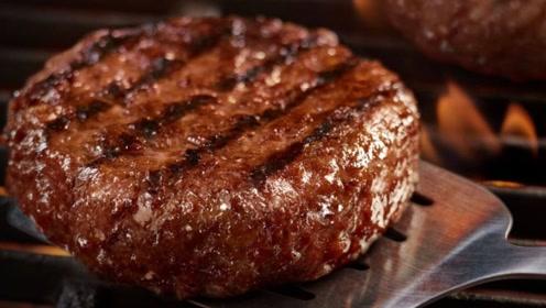 人造肉已获得许可准备量产?118元4片肉饼,消费得起吗?
