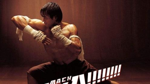 就是因为这个,爱上了泰拳!