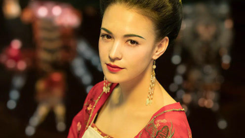 张榕容登场全场震惊,回顾《妖猫传》里美丽的杨贵妃