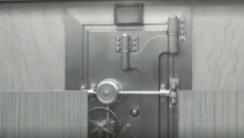 银行宣布破产,神秘女子花巨资买下,结果在保险箱发现惊喜
